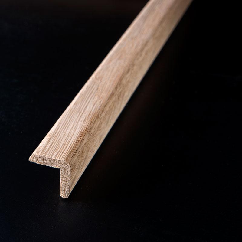 Solid Oak Angle Bead Wood Trims Tile Amp Wood Flooring