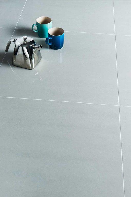 Earthstone Porcelain - Pearl Polished 60x60