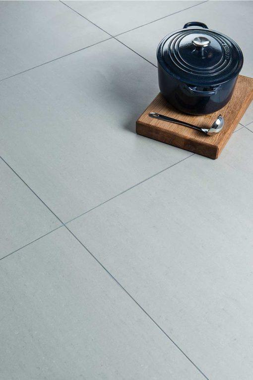 Earthstone Porcelain - Silver Matt 60x60