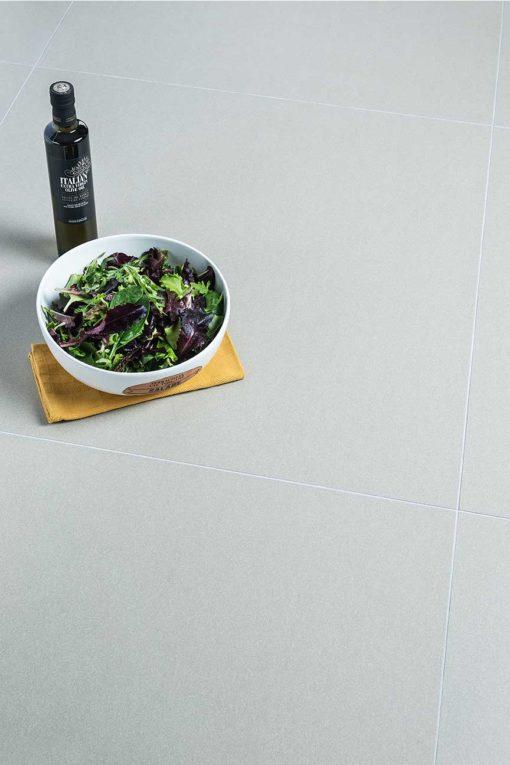 Earthstone Porcelain - Silver Matt 80x80