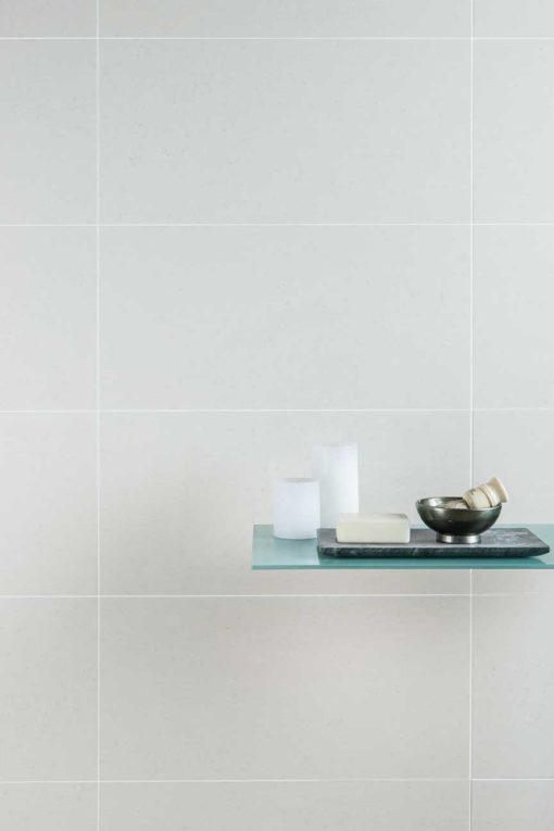 Earthstone Porcelain - White Polished 60x30