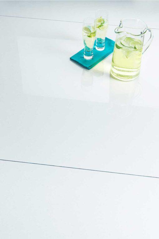 Moonstone Porcelain - Extra White Polished 100x100