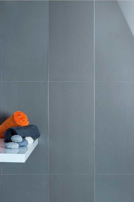 Plain Colour Porcelain - Platinum Matt and Polished 60x30