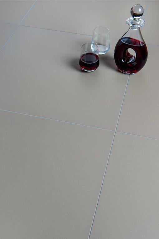 Plain Colour Porcelain - Taupe Matt 60x60