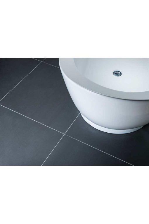 Earthstone Porcelain - Charcoal porcelain tiles 60cm x 60cm