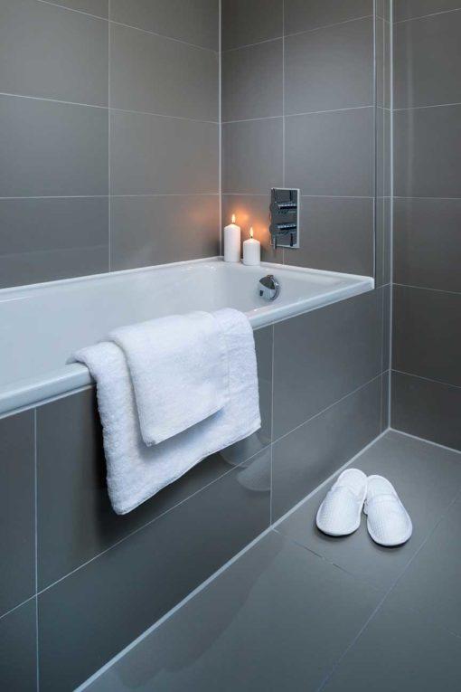 Plain Colour Porcelain - Platinum matt tiles 60cm x 30cm