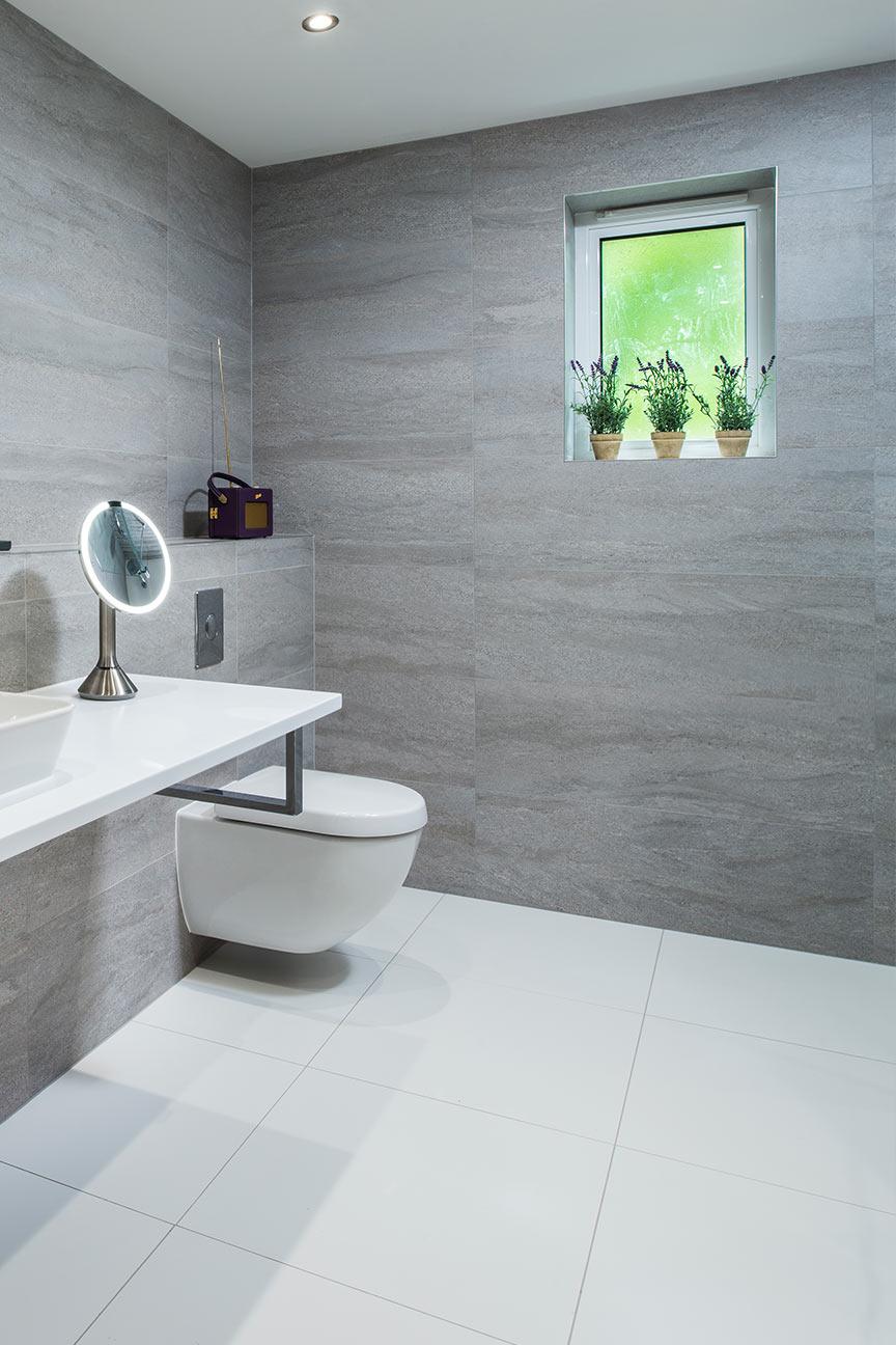 Plain Colour Porcelain Extra White - Matt - Tile & Wood ...