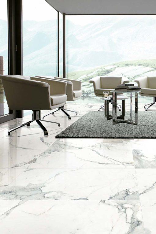 Marble Porcelain - Ariston Gloss - 60 x 60 &-60 x-30