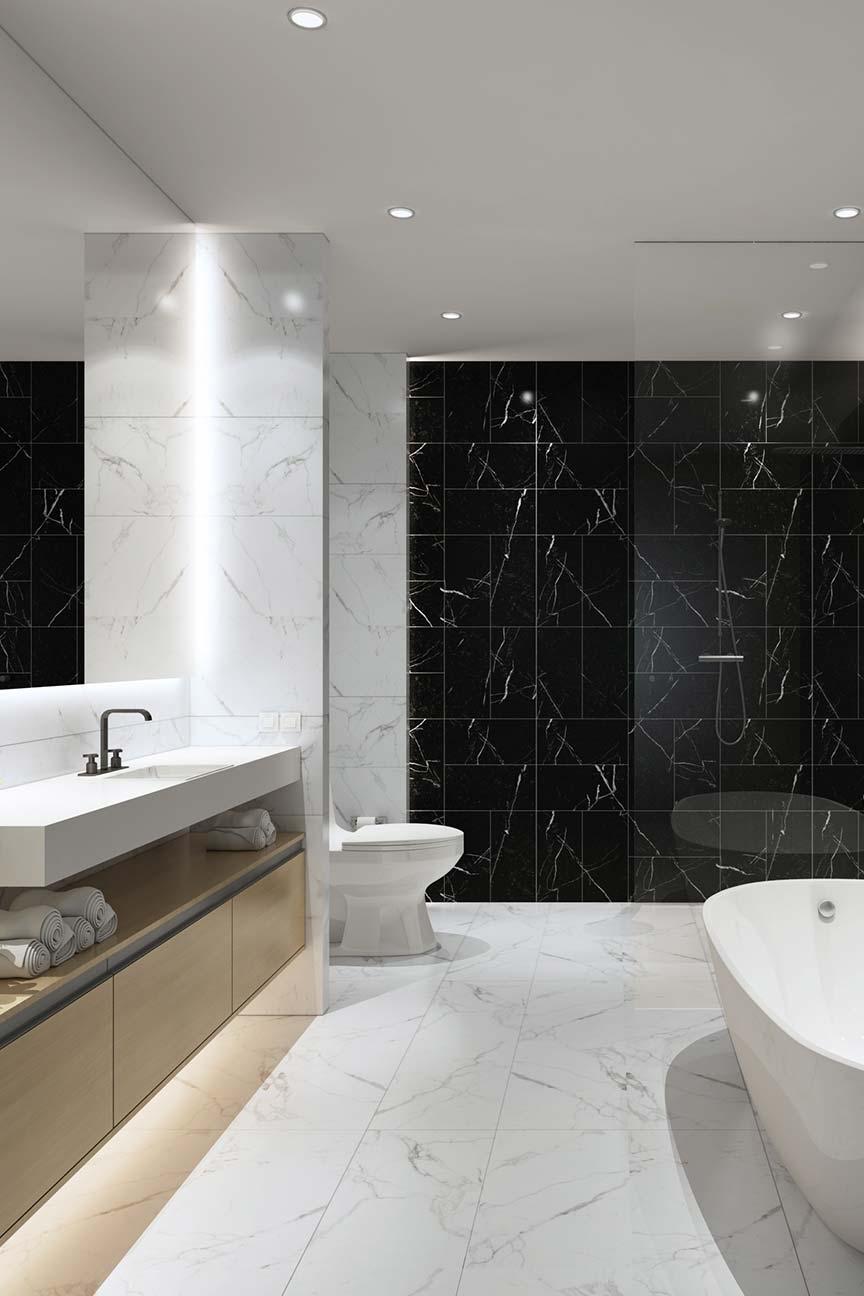 Marble Porcelain Ariston Gloss Tile Amp Wood Flooring
