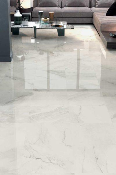 1Metre x 1 Metre 1811 Blanco Porcelain Tile