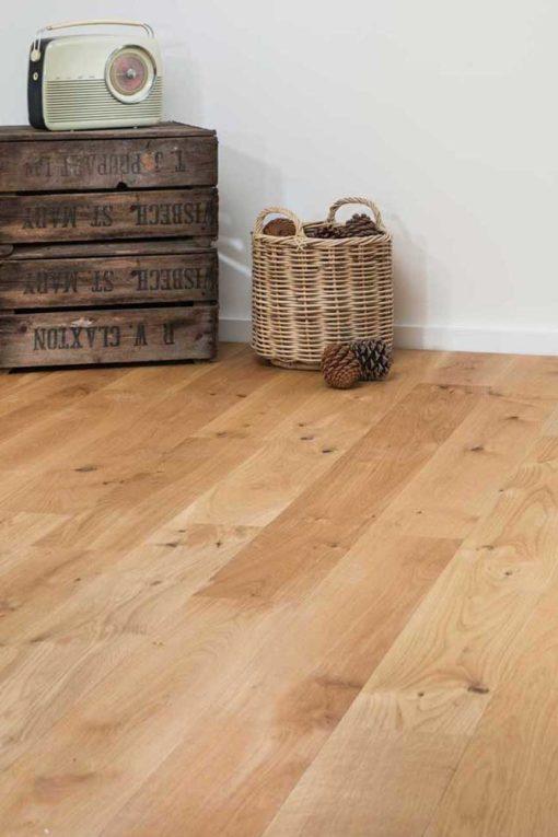 Natural Oak 190/20 Engineered Wood Flooring