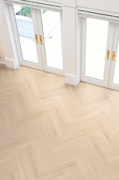 Absolute Oak Herringbone Wood Flooring 1