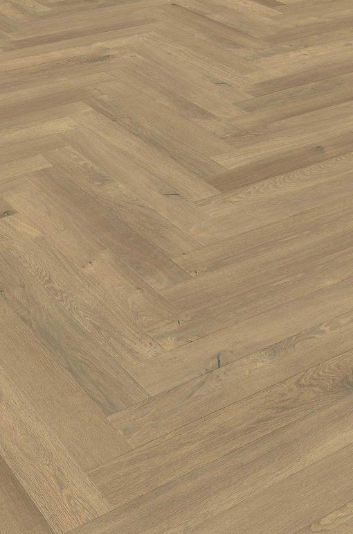 Tallinn Oak Herringbone Wood Flooring
